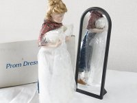 NormanRockwell Doll (Prom Dress)ノーマンロックウェル プロム ドレス【箱入り】