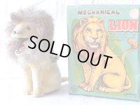【動画有り】吼えるライオン1950年代 ラインマー 日本製 箱付き