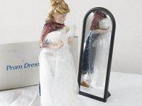 【バーゲン】NormanRockwell Doll (Prom Dress)ノーマンロックウェル プロム ドレス【箱入り】