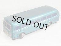 【不動品】世界初のラジコン玩具 増田屋ラジコンバス(ブルー)1950年代製オリジナル バスのみ(増田屋・日本)
