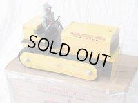 【難有り】大型ロボットトラクターMARVELOUS MIKE TRACTOR1 1950年代 アメリカ製 箱付き【動画有り】