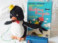 【バーゲン】【動画有り】リモコンペンギン 1960年代 増田屋 日本製 箱付き