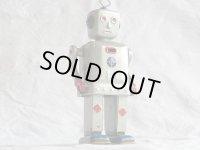 【バーゲン】【商品動画有り】ブリキのロボット 1950年代 日本製 オリジナル