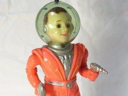 画像2: 【バーゲン】【動画有り】火星から来た男 MAN FROM MARS1960年代(IRWIN・アメリカ)