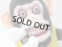 """【新価格】【バーゲン】【動画有り】お猿のシンバル""""MUSICAL JOLLY CHIMP""""""""トイストーリー3見張り猿シンバルチンパンジー""""1960年代 C.K社 日本製 箱付き"""