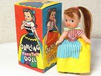 【バーゲン】【極美品】【原物動画有り】DANCING PONY TAIL DOLL ダンシング ポニーテール ドール1950年代 日本製《オリジナル箱入り》