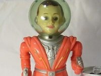 【バーゲン】【動画有り】火星から来た男 MAN FROM MARS1960年代(IRWIN・アメリカ)