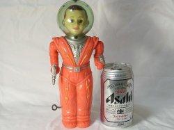 画像4: 【バーゲン】【動画有り】火星から来た男 MAN FROM MARS1960年代(IRWIN・アメリカ)