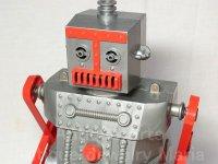 【1950年代】アメリカ レトロ ヴィンテージ IDEAL ロバート ザ ロボット【後期型】 手動リモコン駆動(箱付き)