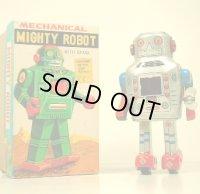 マイティー ロボット 1960年代 オリジナル 箱付き(SYトイ:日本)