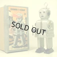 ZOOMER the ROBOT オリジナル 1950年代 箱付き(野村・日本)
