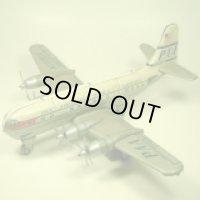 【バーゲン】パンアメリカン航空ブリキの旅客機 1950年代オリジナル(ニッコウ・日本)